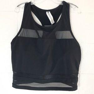 NWOT Fabletics Women's Activewear Top Sports Bra